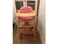 Baby Dan High Chair (John Lewis)