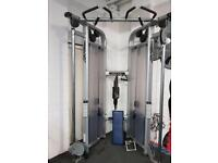 Life Fitness Dual assisted pulley DAP cable crossover Commercial Gym equipment