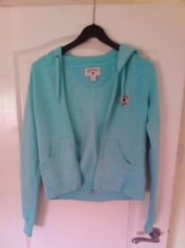 Converse hooded top