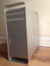 Mac pro (2x) 2.8 Ghz (8 cores) 32 GB RAM - Genuine HD 5770 1GB - High Sierra 10.13 OSX