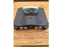 N64 with Mario Kart