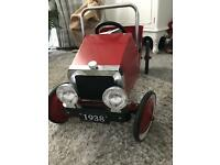 Classic Pedal Car Toy