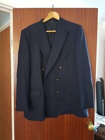 Various Mens Wool 2 and 3 piece suits