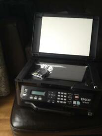 EPSOM PHOTOCOPIER, FAX, SCANNER, PRINTER