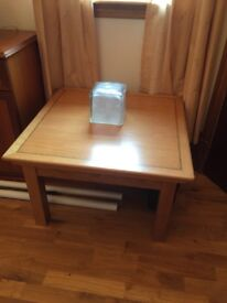 Furniture for sale, dining table & 6 chairs, side cabinet ,display cabinet x2, coffee table,