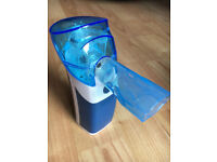 RRP£99 Beurer Portable Nebuliser Respiratory Inhaler - for Asthma, respiratory Diseases