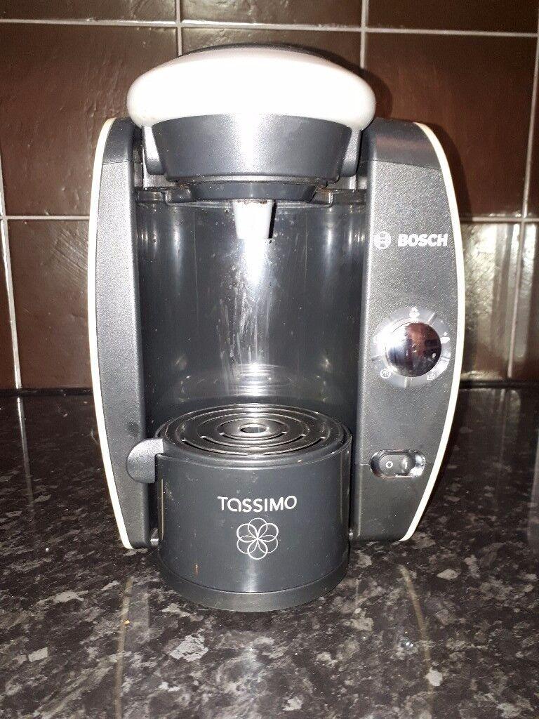 Bosch Tassimo T40 coffee machine for sale