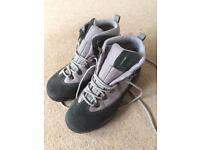 Ladies waterproof walking boot size 7