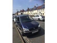 Cheap car Vauxhall Zafira