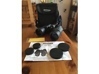 Binoculars By Zennox lightweight adjustable Never Used