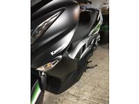 Kawasaki front fairing