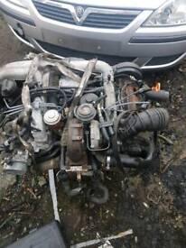 Audi A4 Quattro 5 V6 engine 2003