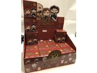 GAME OF THRONES MYSTERY MINIS COLLECTION INCLUDING SDCC EXCLUSIVES.