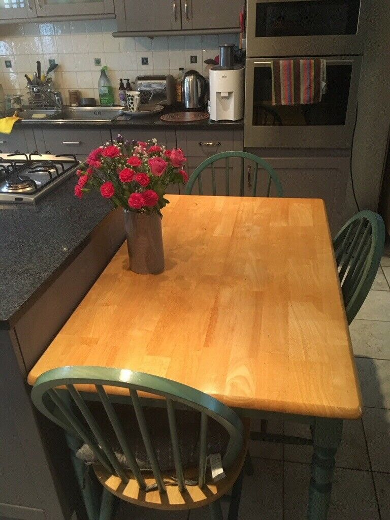 2db1a7951a Rustic Table and Chairs | in Brighton, East Sussex | Gumtree