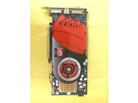 Radeon HD4850 PCI-E Graphics Card / 512MB DDR3 Memory / Dual DVI Outputs