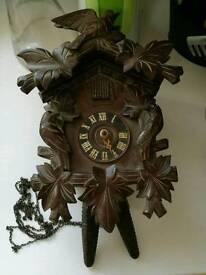Vintage clock german