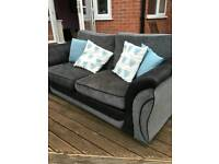 2 2seater settees