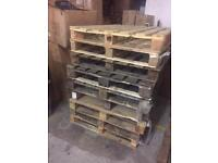 Wooden pallets UK and Euro. Need them cleared weekly