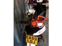 Stihl chainsaw 12 inch bar petrol engine