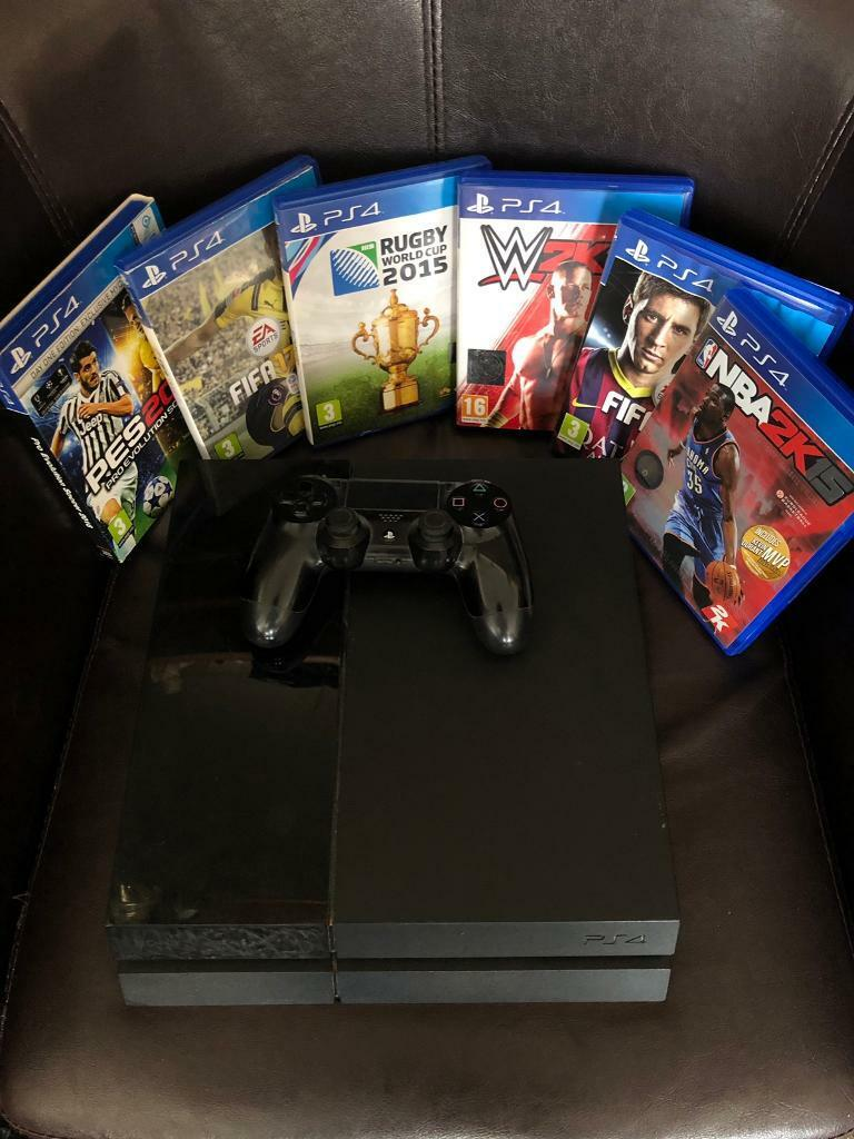 Ps4 and 6 games - read | in Shirehampton, Bristol | Gumtree