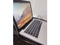 MacBook Pro 13 inches - Includes Charger - Details to be seen in the pictures