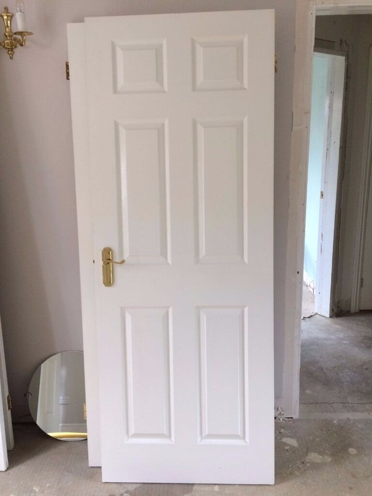 Internal Doors 30 Quot X 78 Quot 163 2 50 Each Gloss White With