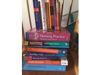 Adult nursing books