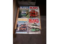 Buses year books