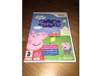 Peppa Pig Nintendo Wii