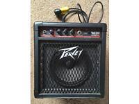 Peavey practice amp