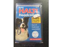 Size 2 head halti never used suitable for border collie staff and cocker spaniel