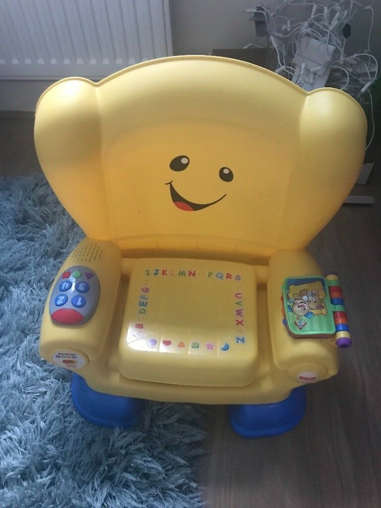 Fisher price chair