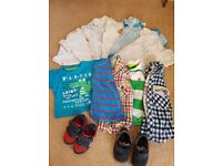 boys bundle and trainers for sale