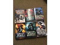Skulduggery Pleasant Book bundle