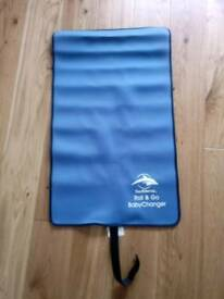 Swimming changing mat