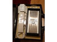 VX 800 Videx 1-1 Handset and Intercom