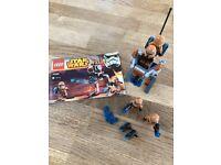 Lego Star Wars 75089 Geonosis Walker with figures