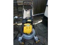 yardman petrol mower
