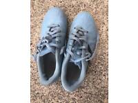 Boys Adidas Astro turf trainers size 2