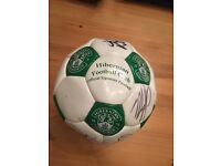 Hibs Official Signed Football