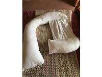 Pregnancy pillow / maternity / u shape / support pillow
