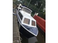 Creighton Motor Cruiser Boat
