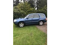 Subaru Forester xt 2.5 turbo 4wd awd excellent condition leather