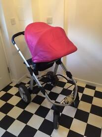 BEAUTIFUL ICANDY (UNISEX) TRAVEL SYSTEM FOR SALE