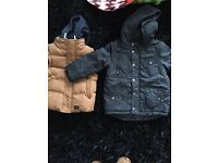 Jacket and body warmer
