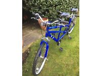 KONNEKT DUAL POWERED TANDEM. Front and rear disc brakes. Very good condition .