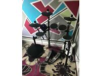 Electric drum kit for sale £130 ono