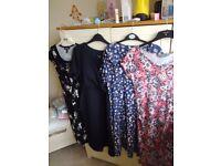 Maternity Clothes Bundle Sizes 8-10