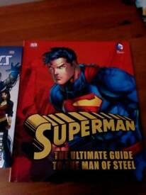 DC Comics books