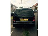 Mercedes ml 270 2005 7 seater